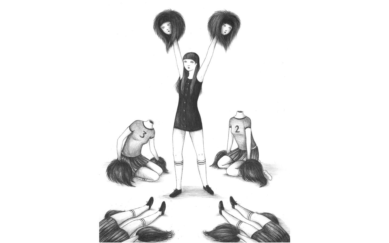 Nomadica presenta _ 10 disegni di Virginia Mori ‹ NOMADICA