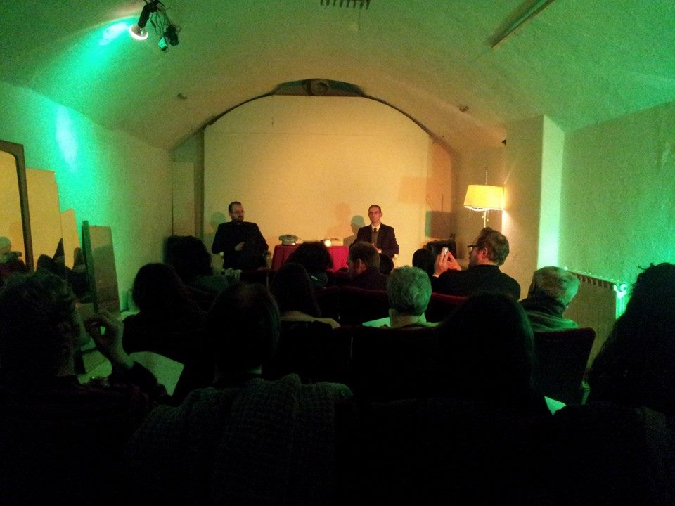Sala Nomadica @Menomale, Bologna