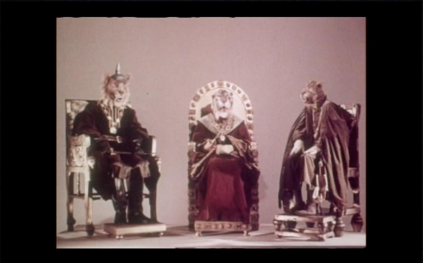 """""""Il Potere"""" di Augusto Tretti (1971), in streaming"""